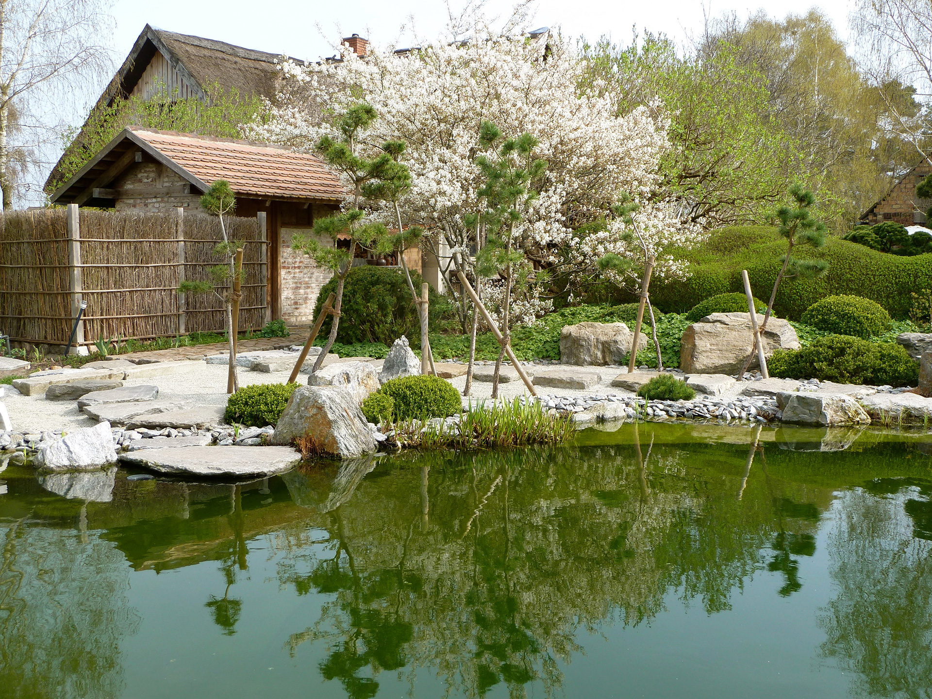 Besuchen Sie unseren Schaugarten