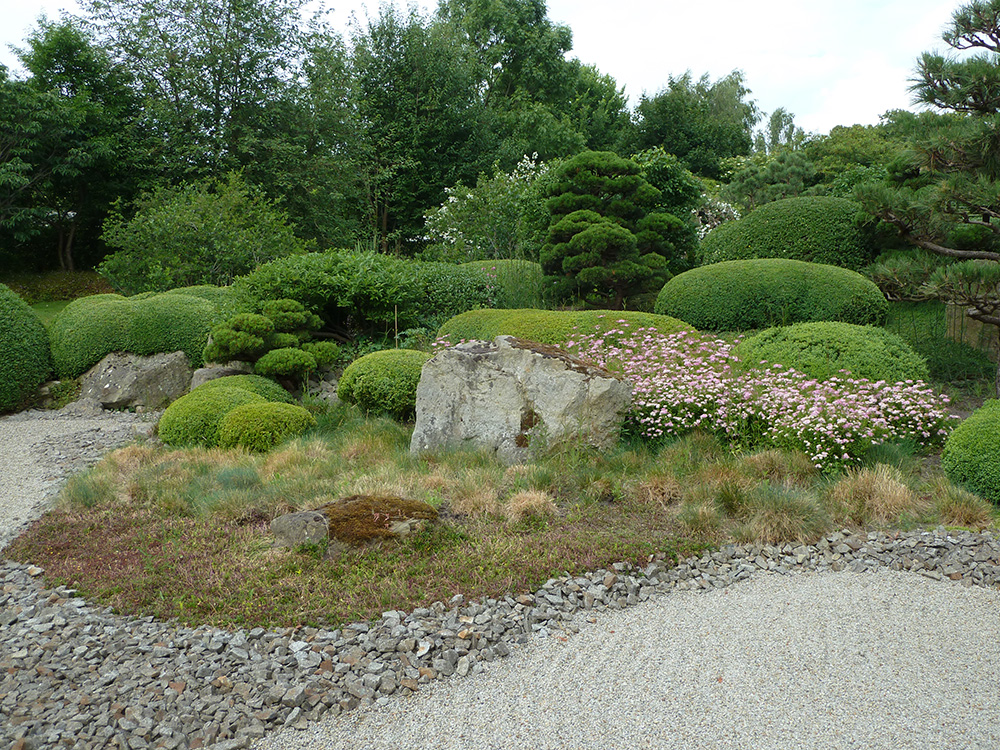 japanischer Garten in Bartschendorf