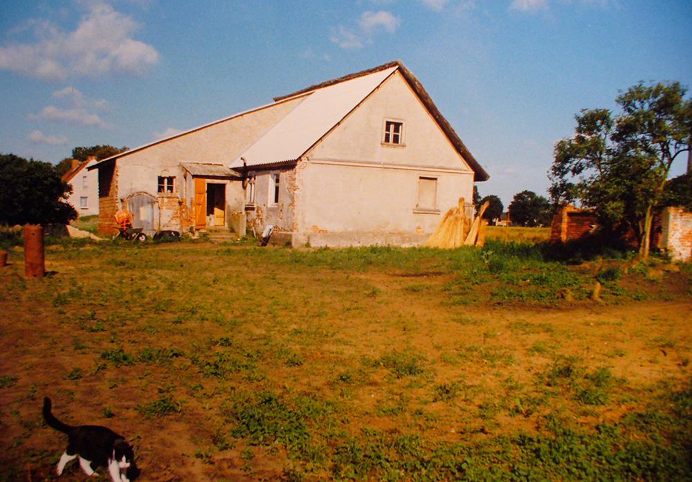 altes Haus in Bartschendorf